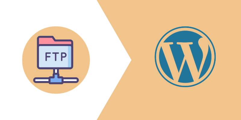 ftp wordpress